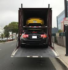 Image result for enclosed car shipping