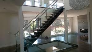 glass handrail spotlight gallery