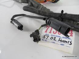 2004 2006 bmw m3 engine to transmission module o2 sensors wiring 2004 2006 bmw m3 engine to transmission module o2 sensors wiring harness 57 12517835524