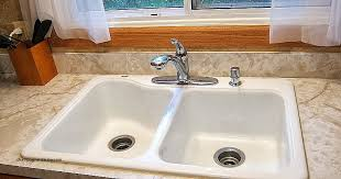 bathroom sink faucet how to caulk a elegant fix around sink inspirational to
