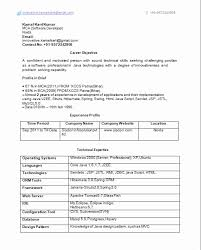 ... Resume format Mba 1 Year Experience Awesome Resume Templates ...