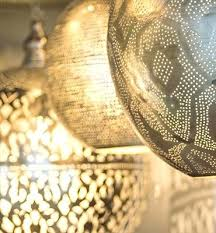 moroccan inspired lighting. Moroccan Style Lamp Oriental Pendant Lamps Inspired Table . Lighting K