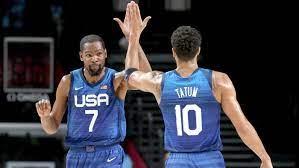 Team USA basketball vs. Spain score ...