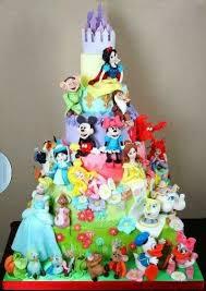 Amazing Disney Characters Cake Cakes Cake Birthday Cake