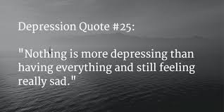 Sad Depressing Quotes Fascinating 48 BEST Depression Quotes To Say How Much It Hurts Feb 48