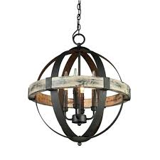 wood orb chandelier more views 4 light large round wooden wood orb chandelier