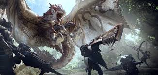 Monster Hunter World Chart Monster Hunter World Debuts At The Top Of The Uk Charts