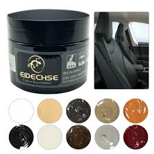 details about leather repair filler kit re car seats sofa scratch rips tares scuffs holes