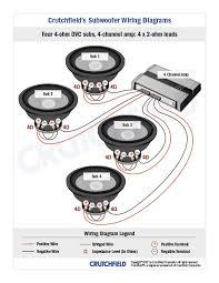 4 speaker wiring diagram 16 ohm speaker wiring \u2022 mifinder co speaker ohm wiring diagram auto subwoofer wiring diagram home subwoofer wiring diagram 4 speaker wiring diagram subwoofer wiring diagram all Speaker Ohm Wiring Diagram
