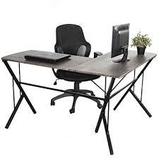 Corner desk office Contemporary Image Unavailable Amazoncom Amazoncom Greenforest Shaped Desk Office Computer Corner Desk