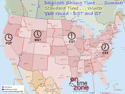 Ontimezone Com Time Zones For The Usa And North America