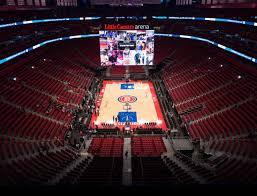 Detroit Pistons Seating Chart Little Caesars Arena Little Caesars Arena Section 219 Seat Views Seatgeek