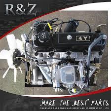 High Performance 4y Engine For Toyota Hiace/hilux - Buy 4y Engine,4y ...