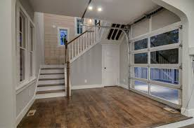 pros and cons of garage doors inside the home bynum