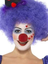 clown face makeup ideas to recieve an automatic email once we have clown make up kit back in