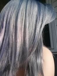 Beautiful Grey Hair Ion Color Brilliance In Titanium In