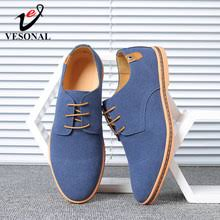 Popular Men Casual Shoes Lace up Cow Leather-Buy Cheap Men ...