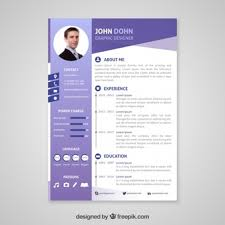 Cv Design Template Professional Cv Vectors Photos And Psd Files Free Download