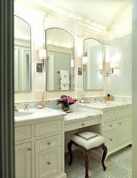 vanity with makeup counter. Perfect Makeup Bathroom Vanity With Makeup Area Stylish  Double Table   For Vanity With Makeup Counter