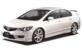 Honda Civic Wheel Size Chart Honda Civic Type R 2007 Wheel Tire Sizes Pcd Offset