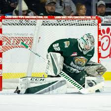 Dustin Wolf Named WHL's Goalie Of The Year - Matchsticks and Gasoline