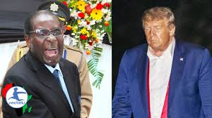 Robert Mugabe Speech Predicted Trumps Defeat and Refusal to Leave ...