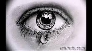 татуировка слезы под глазом значение 6