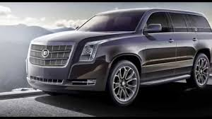 New Car Price 2016 Cadillac Escalade Specs Review Price And ...