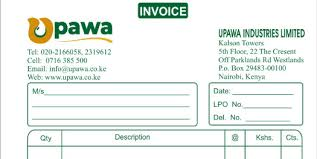 Invoice Papers Receipt Books Printing Services