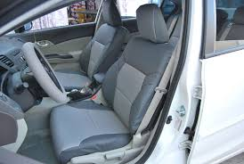 2018 honda civic custom seat covers leather camo