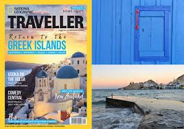 greek cyclades cover story nat geo traveller april 2018