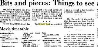 springfield april 23 1977