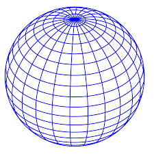 Globe line drawing at getdrawings free for personal use globe