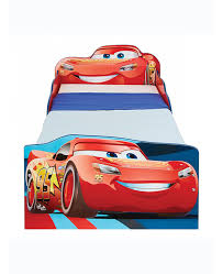lightning mcqueen disney cars toddler bed with storage