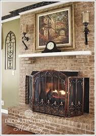 French Fireplace Design IdeasFrench Country Fireplace