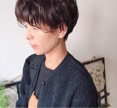 ショートヘア女子の優しい印象にはパーマ アルジャーノン稲田真美