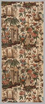 Fabric With Pictorial Design Nineteenth Century European Textile Production Essay