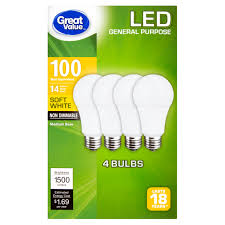 60 Watt Light Bulb Walmart All Light Bulbs By Walmart Com