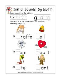 40+ pdf advanced printable phonics worksheets with practice phonics words. Letter G Alphabet Worksheets