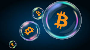 And while cryptocurrency bulls argue this stunning surge is justified, some on wall street are warning that this won't end well. Of Course Bitcoin Is A Bubble A Bubble You Can T Ignore Moneyweek