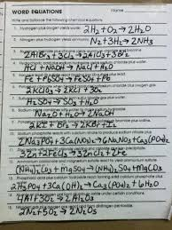 collection of free 30 word equations worksheet chemistry ready to or print please do not use any of word equations worksheet chemistry for