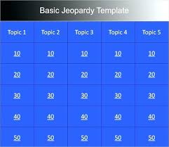 Free Jeopardy Template With Sound Keynote Jeopardy Template Chaseevents Co
