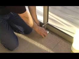 nightlock patio door lock for sliding