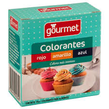 Colorante Caja Gourmet Lider Cl