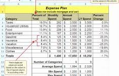Spreadsheet Food Cost Calculation Excel Selo L Ink Co Example Of