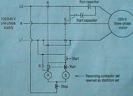 wiring diagram for capacitor start motor the wiring diagram single phase capacitor start run motor wiring diagram wiring wiring diagram