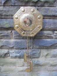 arts crafts glasgow school wall clock manner of margaret gilmour c 1900 05