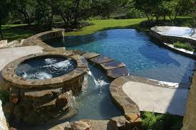 Walk In Pools Custom Pool Design Ideas Keith Zars Pools