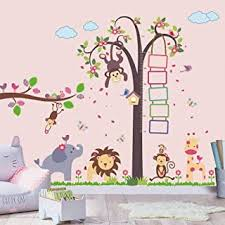 Large world map wall decal sticker 7ft x 3.47ft vinyl wall   etsy. Amazon Com Children S Wall Decals