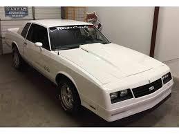1984 Chevrolet Monte Carlo SS for Sale | ClassicCars.com | CC-920643